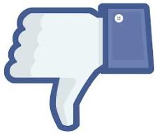 FB Thumbs Down