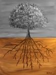 Tree BW Top